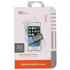 Защитное стекло для iPhone InterStep для iPhone 5